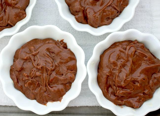 Chocolate Fudge Pot