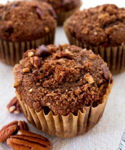 Buttermilk Chocolate Muffins