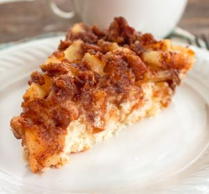 Pineapple Pecan Coffee Cake