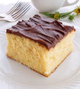 Semi Homemade Vanilla Cake