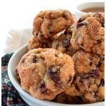 Mini Cinnamon Raisin Biscuits
