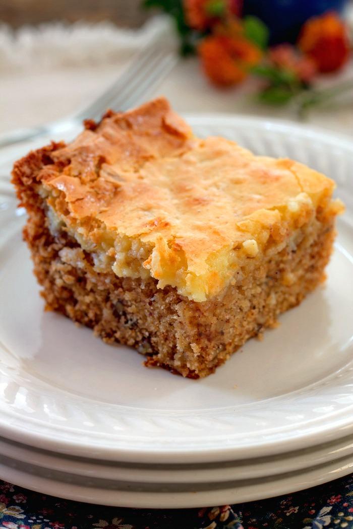 Apple snack cake recipe