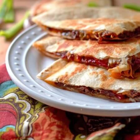 Carne Asada Steak Quesadilla