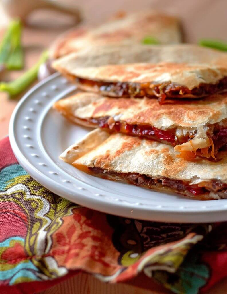 Carne Asada Steak Quesadilla