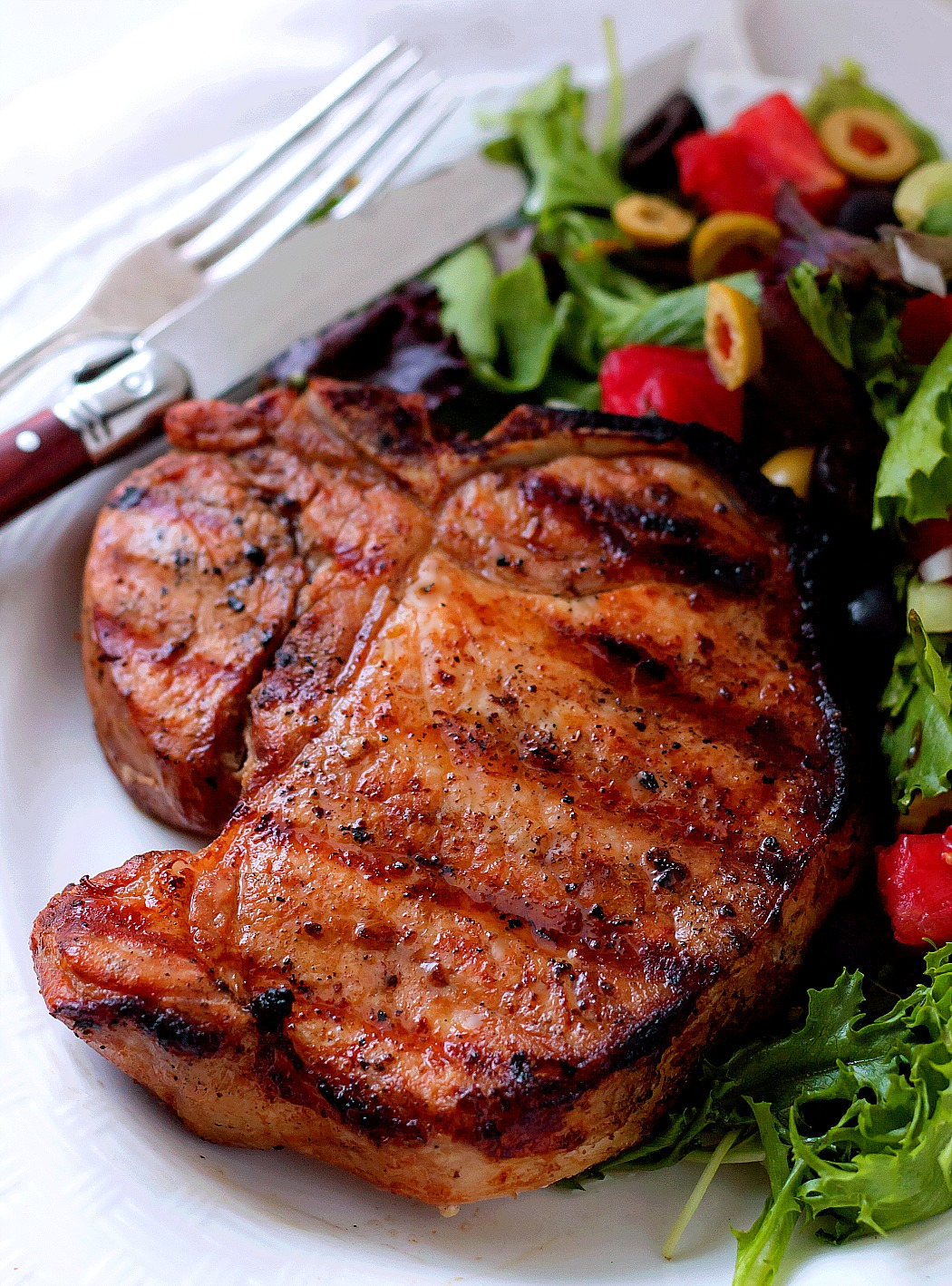grilled pork chop marinade