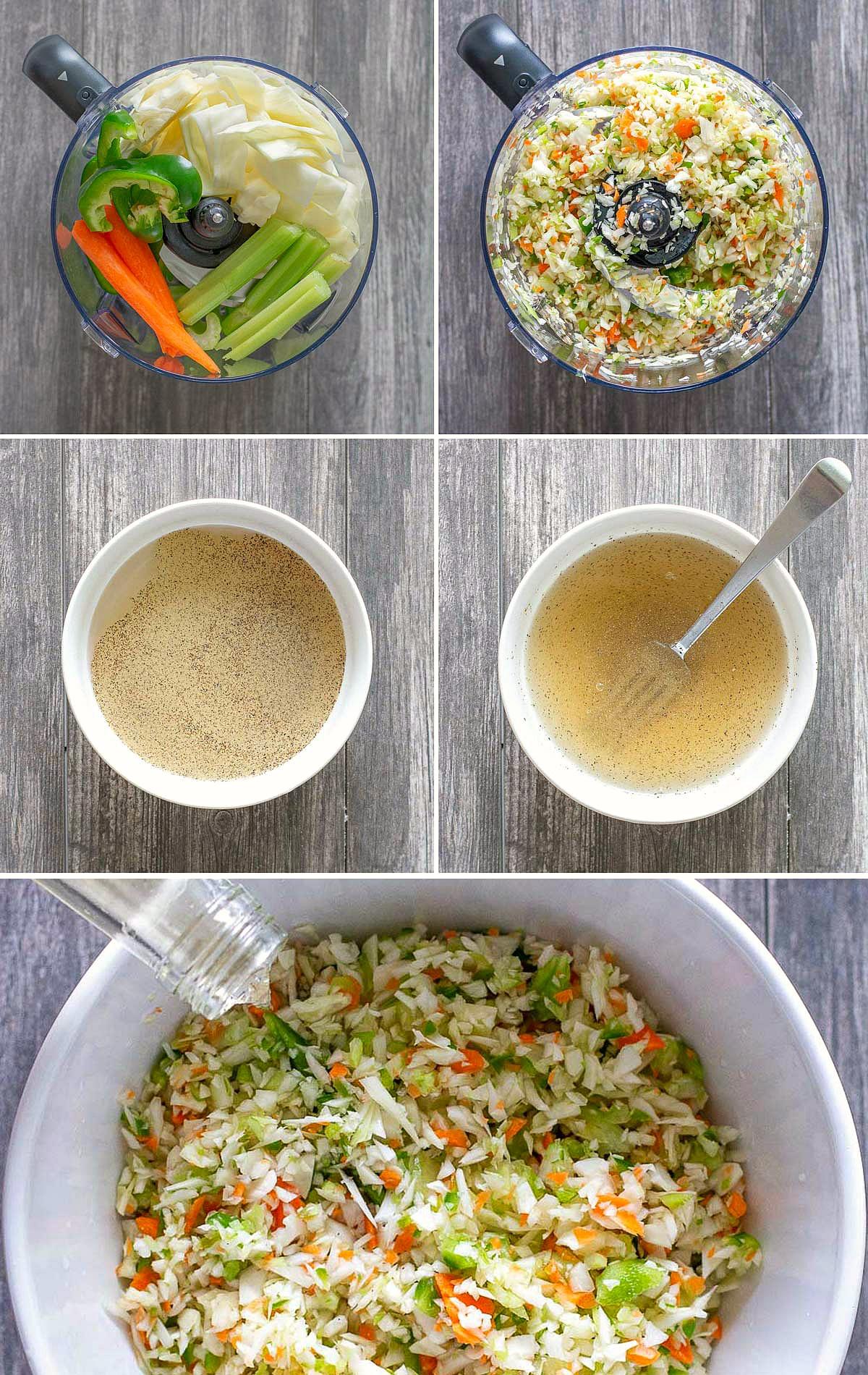 pepper cabbage recipe