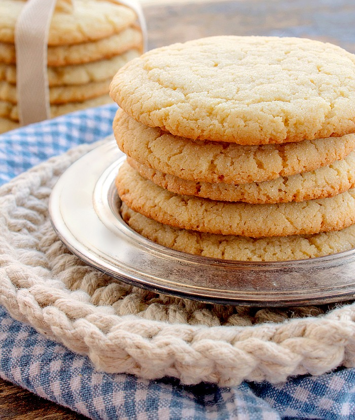 Absolutely The Best Sugar Cookies EVER!