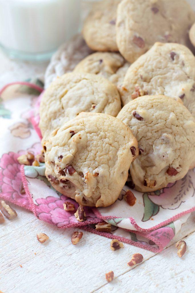 Butter Pecan Cake Mix Cookies