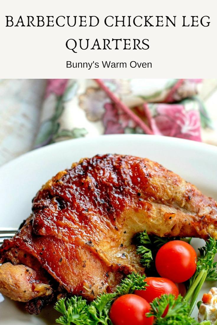 bbq chicken in oven