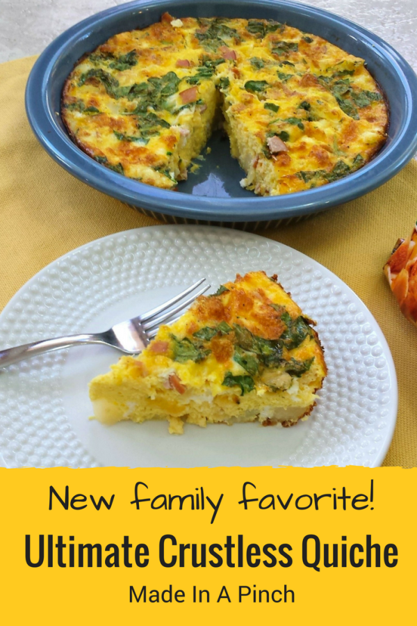 Ultimate Brunch Quiche