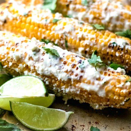 (Elote) Mexican Street Corn