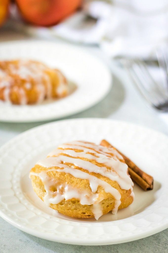 peach fritters with canned peaches