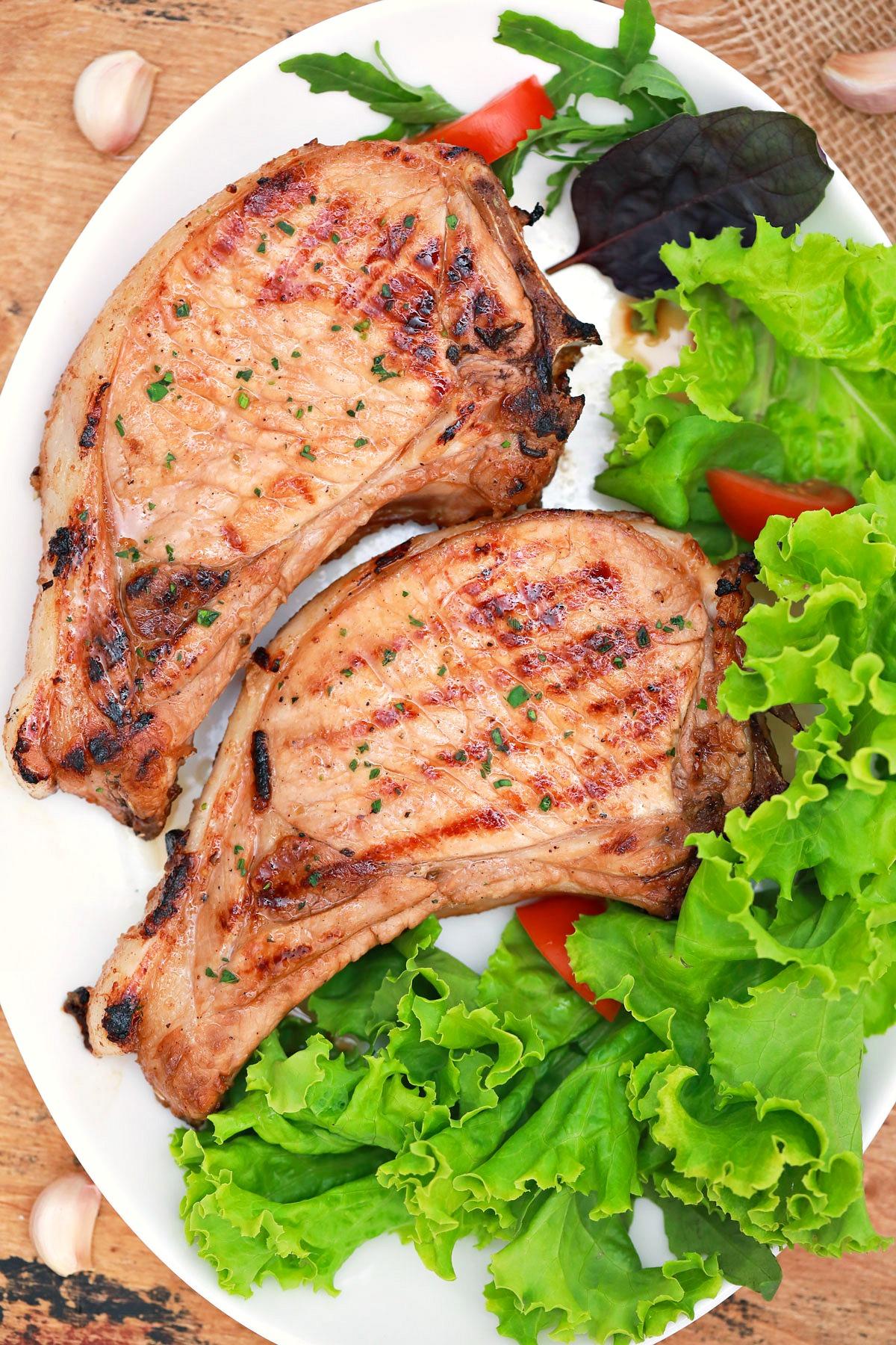 Grilled Pork Chop Marinade