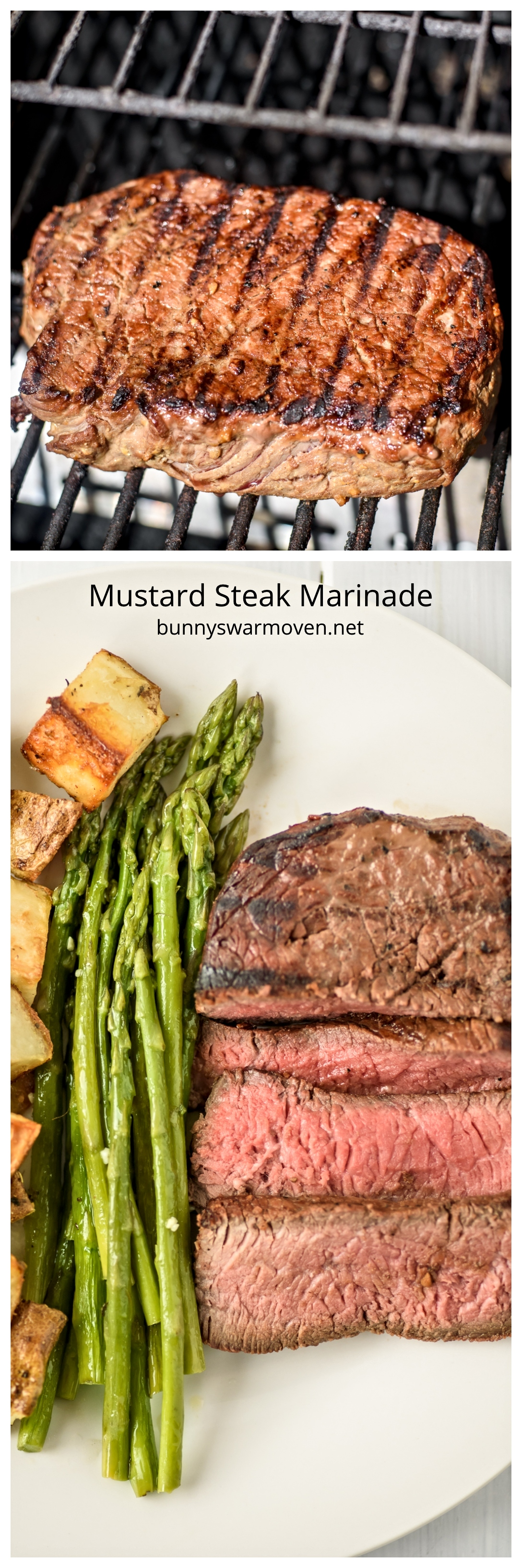 Mustard Steak Marinade