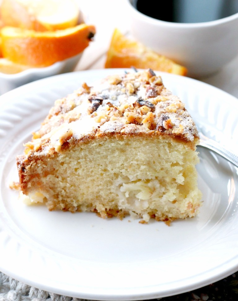 pineapple coffee cake recipe