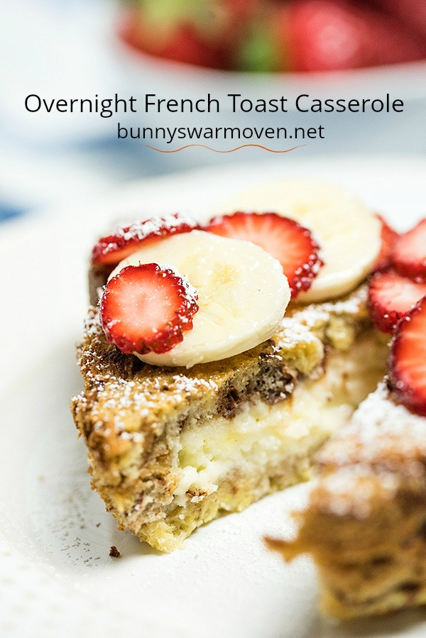 french toast casserole recipe