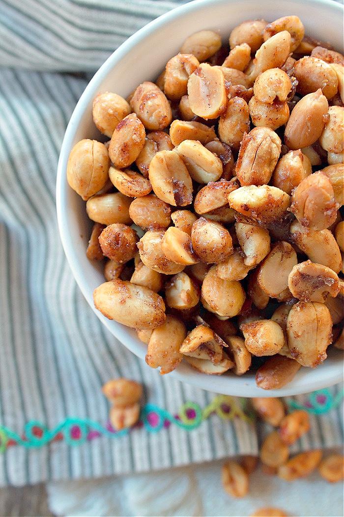 Toffee Peanut Sncak