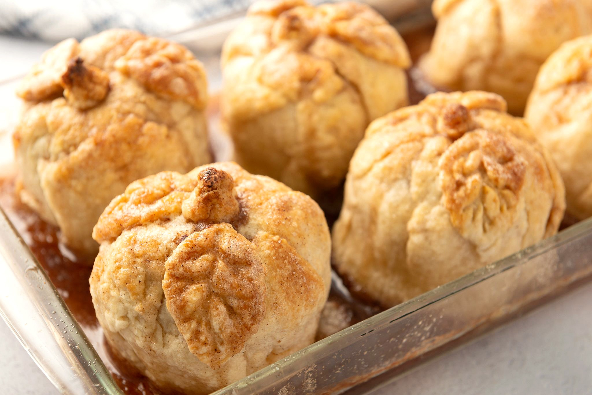 Homemade Apple Dumplings Recipe
