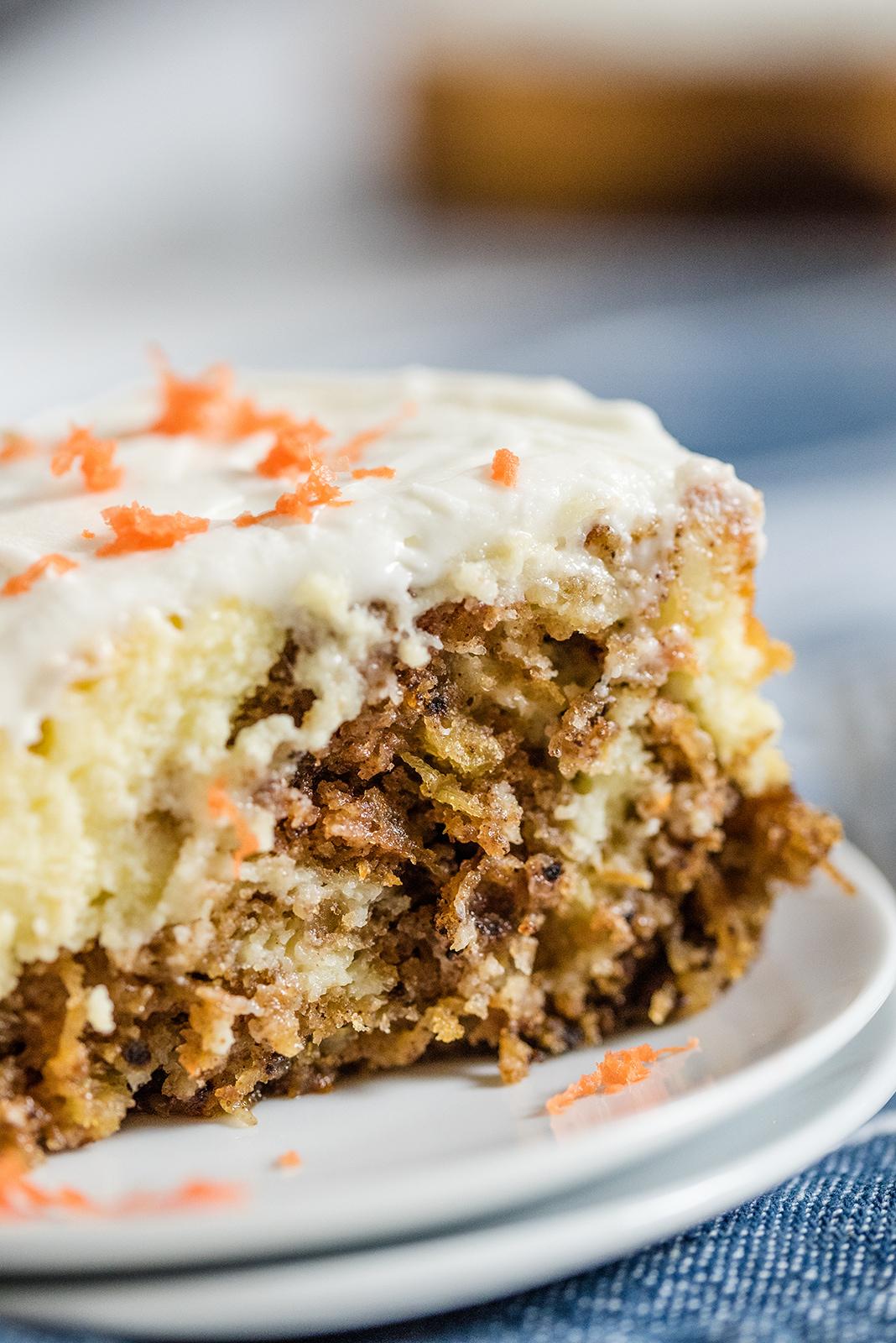 Carrot Cake Cheesecake Bunny S Warm Oven