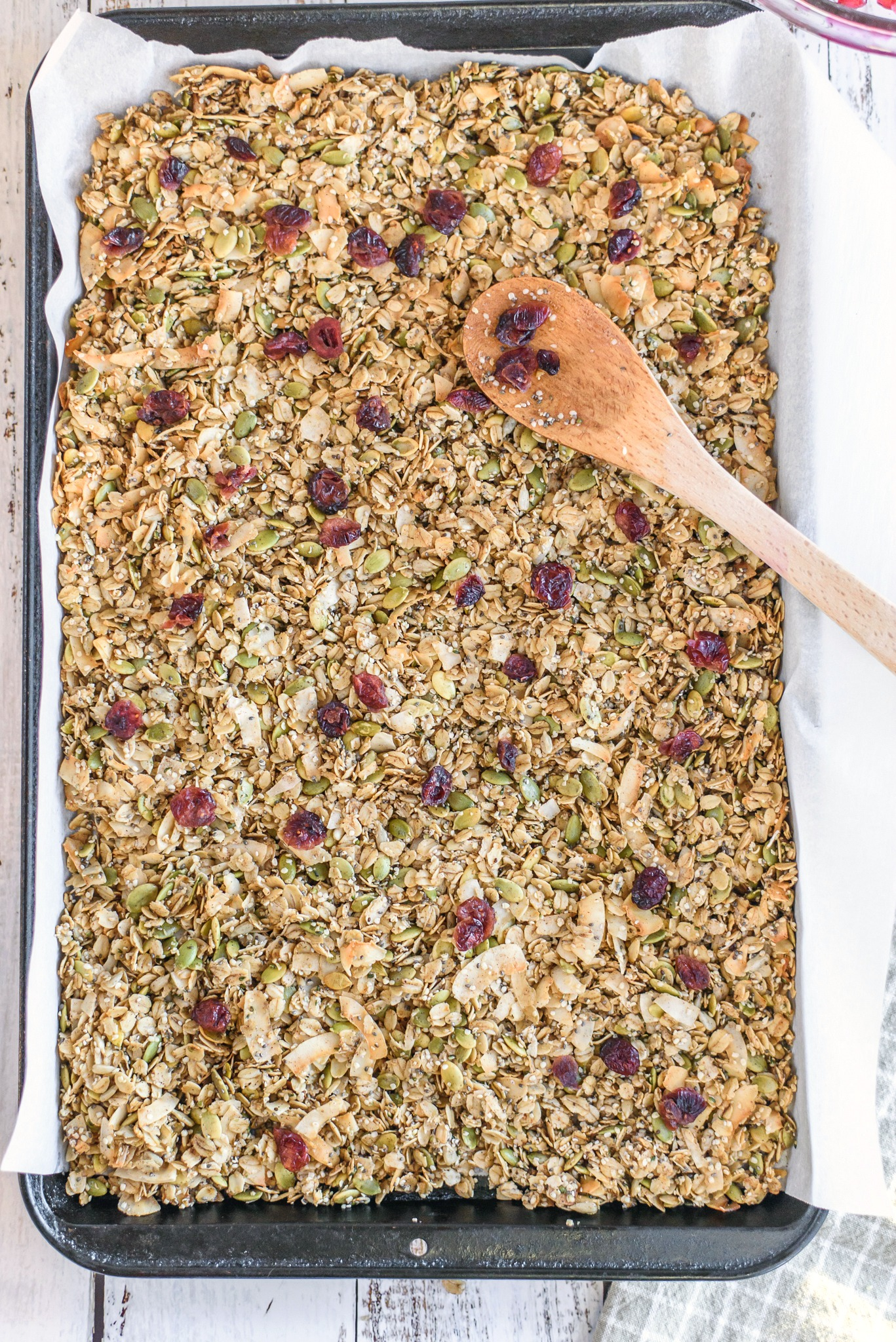 Homemade Nut Free Granola Recipes