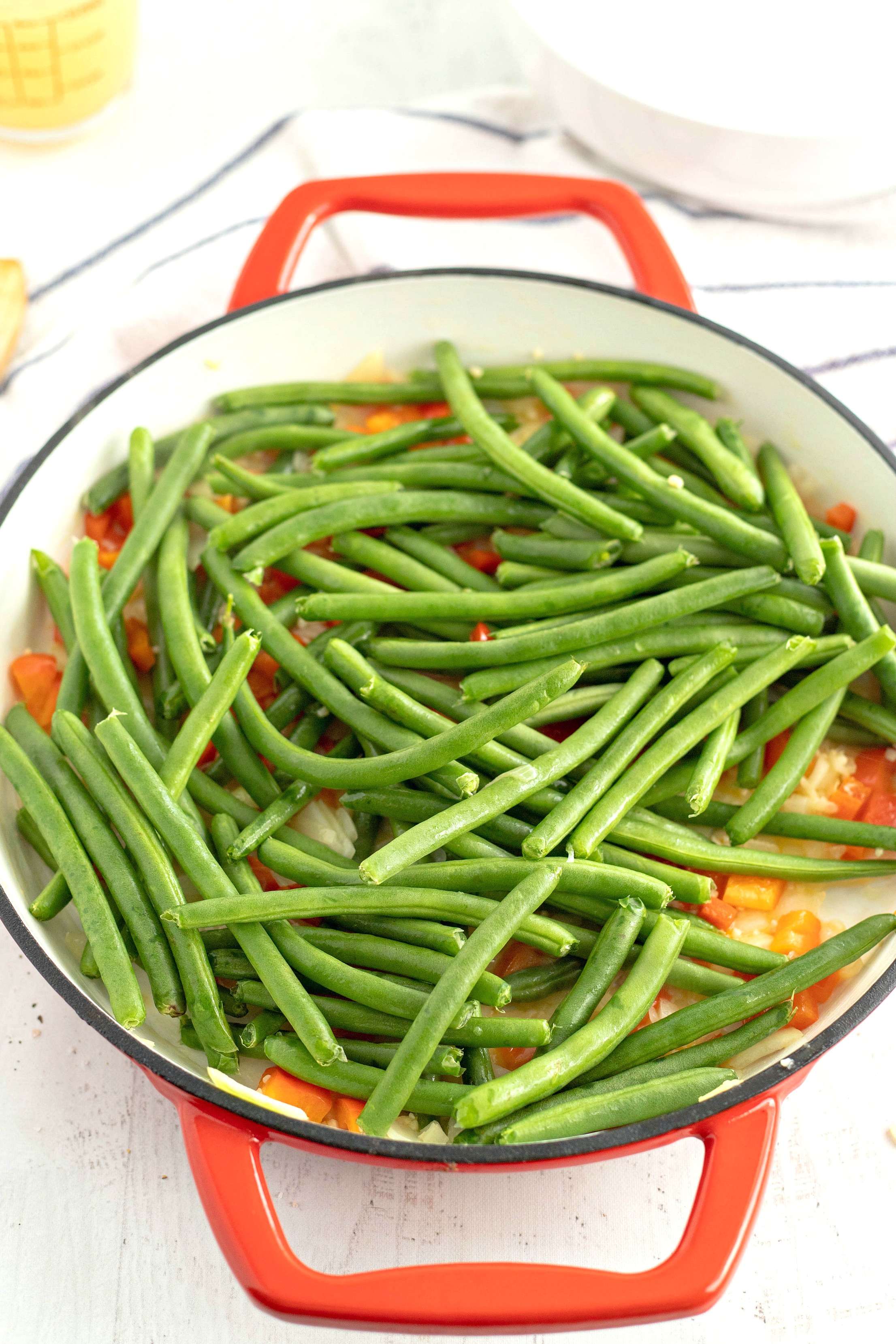 Fresh Green Bean Side Dish Recip