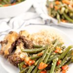 Fresh Green Bean Side Dish Recipe
