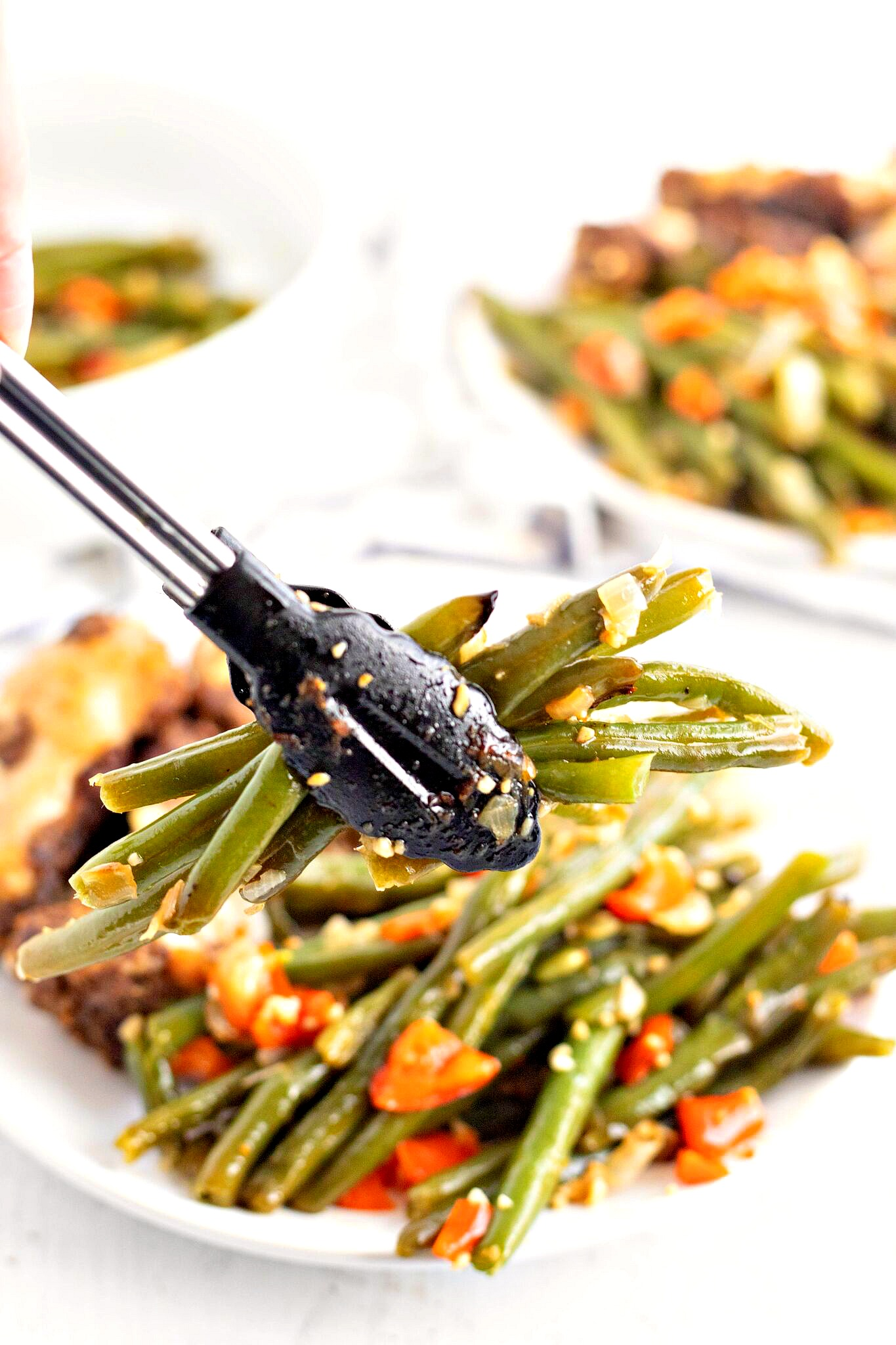 Fresh Green Bean Side Dish