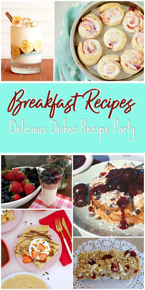 Delicious Dishes Recipe Party