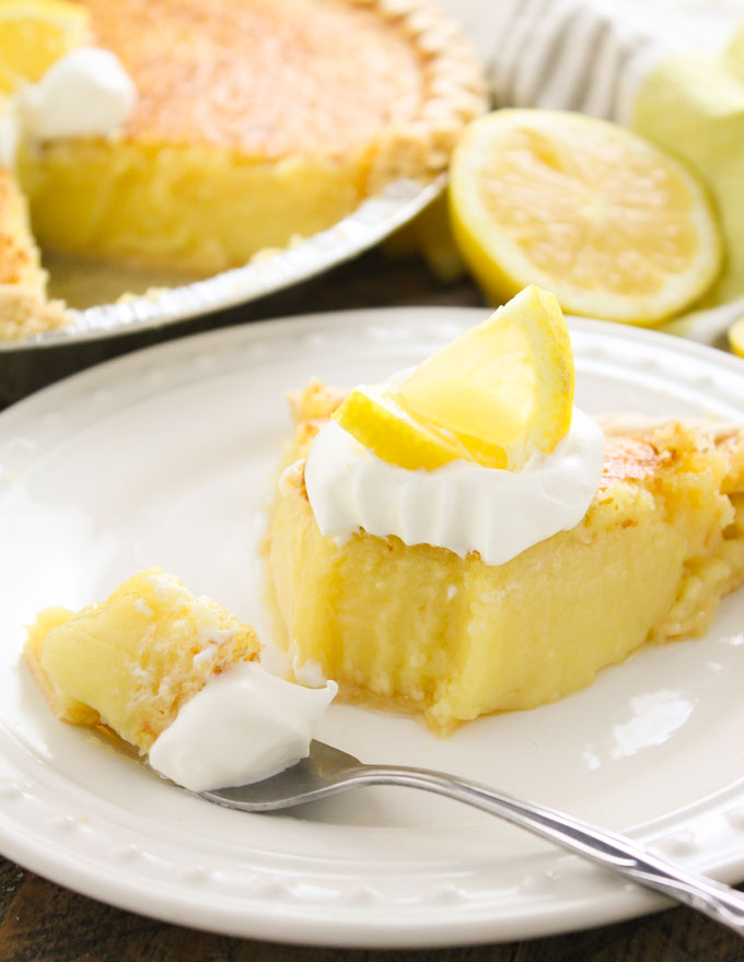 Arizona Sunshine Lemon Pie