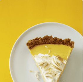 Blow Your Mind Coconut-Mango Pie
