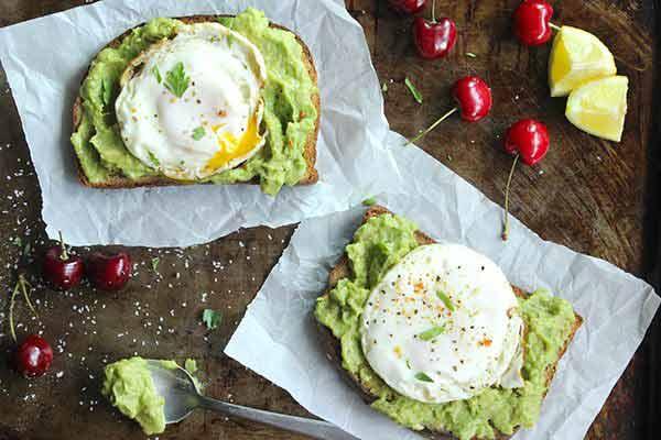 Best Avocado Toast & Egg Recipe!