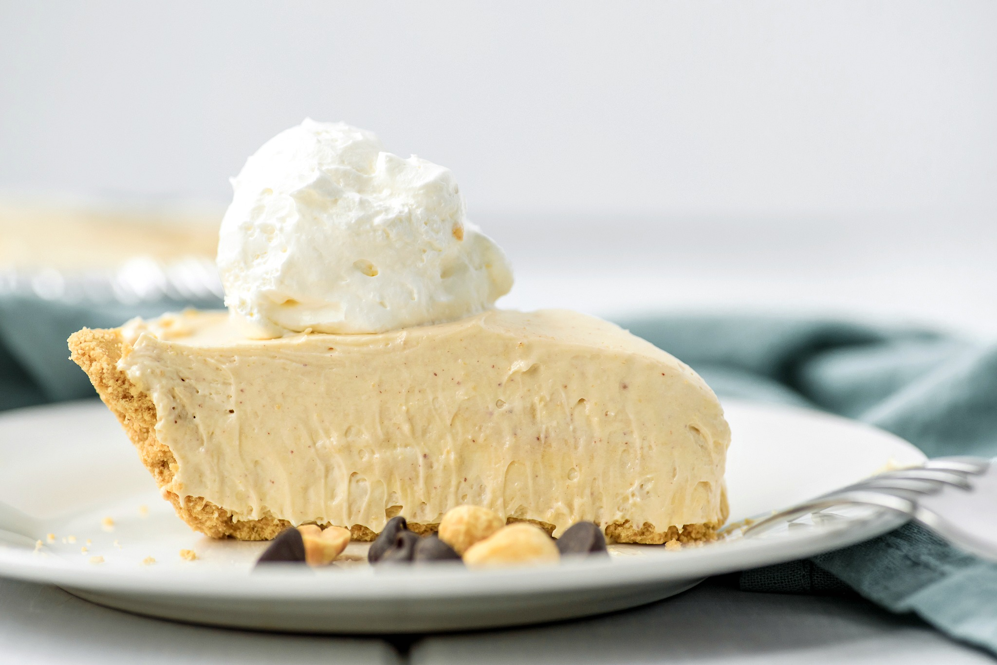 Nana's Peanut Butter Pie Recipe