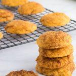 Pumpkin Doodle Cookies