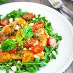 Tomato and Basil Boneless Chicken Breasts